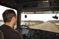 Camionista Immagini Stock Libere da Diritti