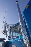 Camionnage Photos libres de droits