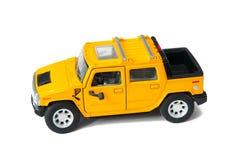 Camionnette de livraison Photographie stock libre de droits