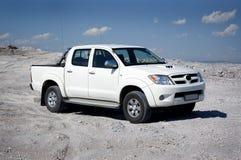 Camionnette de livraison Images stock