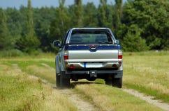Camionnette de livraison Photographie stock