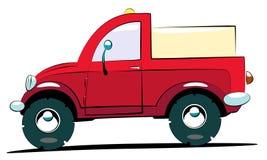 Camionnette de livraison illustration libre de droits