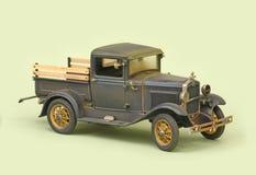 'Camionnette de livraison de Junkyard de 31 Ford Photo libre de droits