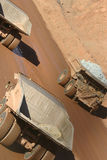 Camions 1 de remorque Images stock