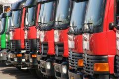 Camions Image libre de droits