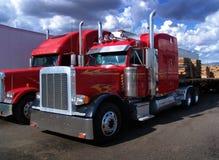 Camions Photos libres de droits