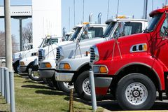 Camions Photo stock