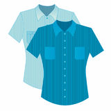 Camisa Fotografia de Stock