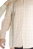 Camisa adaptada medida grande   Imágenes de archivo libres de regalías