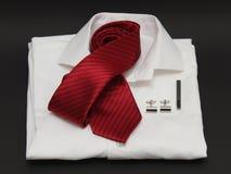 Camisa & laço Imagem de Stock Royalty Free