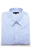 Camisa azul Fotografía de archivo