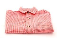 Camisa bávara Foto de Stock