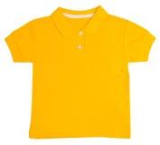 Camisa, camisa dos miúdos no fundo. Fotos de Stock Royalty Free