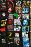 Camisa da rocha T Imagem de Stock Royalty Free