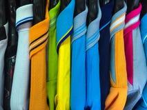 Camisa de esporte Imagens de Stock
