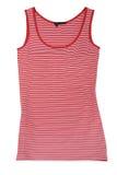 Camisa de esportes Sleeveless Foto de Stock Royalty Free