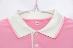 Camisa de polo Imagens de Stock