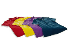 Camisa de polo Fotografía de archivo