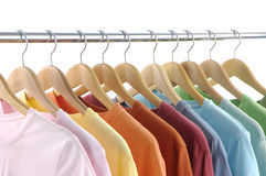 Camisa de T Foto de Stock