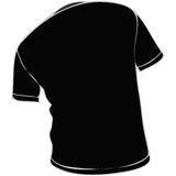 Camisa de T fotografia de stock