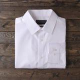 Camisa de vestir para hombre imágenes de archivo libres de regalías