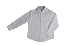 Camisa del ` s de los hombres blancos imagen de archivo