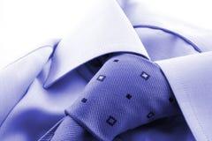Camisa e laço Imagem de Stock