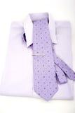 Camisa e laço Fotos de Stock