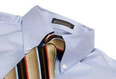 Camisa e laço foto de stock royalty free