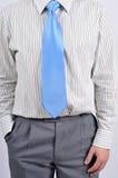 Camisa e laço do negócio Imagem de Stock Royalty Free