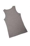Camisa fêmea cinzenta Imagem de Stock Royalty Free