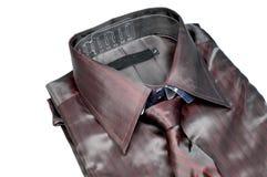 Camisa formal de los hombres fotos de archivo