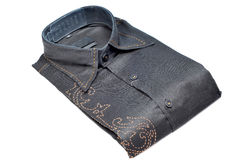 Camisa formal de los hombres imagen de archivo libre de regalías