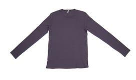 Camisa longa da luva Fotografia de Stock