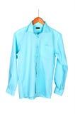 Camisa no gancho Foto de Stock Royalty Free
