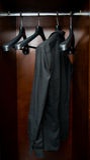 Camisa preta Imagem de Stock