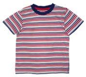 Camisa rayada Fotografía de archivo libre de regalías