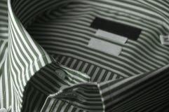 Camisa verde Fotos de archivo libres de regalías