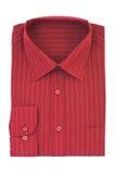 Camisa vermelha imagens de stock royalty free