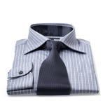 Camisa y lazo foto de archivo libre de regalías