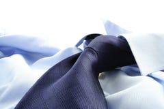 Camisa y lazo Imágenes de archivo libres de regalías