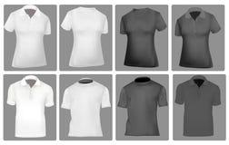 Camisas. Imagens de Stock