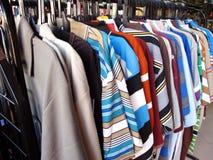 Camisas Fotografia de Stock Royalty Free
