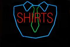 Camisas imagen de archivo