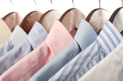 Camisas Foto de Stock Royalty Free