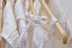 Camisas brancas Fotografia de Stock Royalty Free