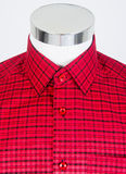 camisas camisas do homem no manequim Foto de Stock Royalty Free