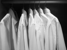 camisas de vestir Fotos de archivo libres de regalías
