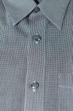 Camisas del botón Fotografía de archivo