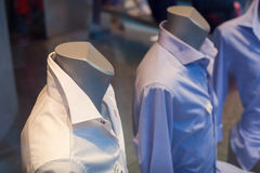 Camisas masculinas Imagen de archivo